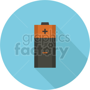 battery vector icon graphic clipart 5 clipart. Commercial use image # 413842