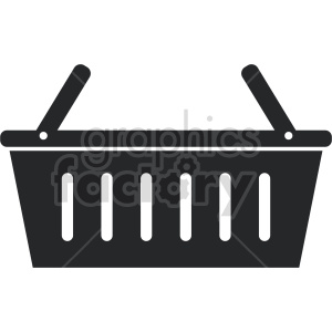 basket vector icon graphic clipart 4 clipart. Commercial use image # 413901