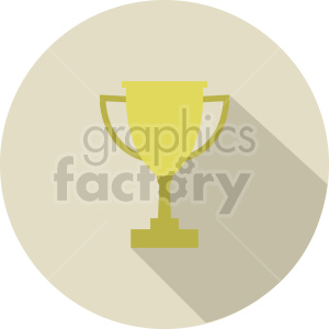 trophy vector icon graphic clipart 1 clipart. Commercial use image # 413937