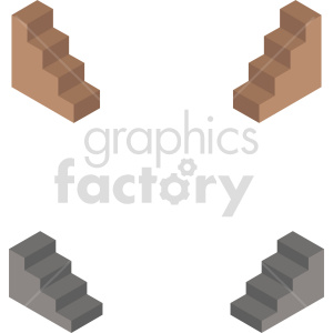 isometric ladder vector icon clipart 4 clipart. Commercial use image # 414030