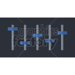 isometric music mixer vector icon clipart 6 clipart. Commercial use image # 414122