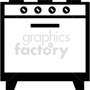 isometric oven vector icon clipart 5 clipart. Commercial use image # 414278