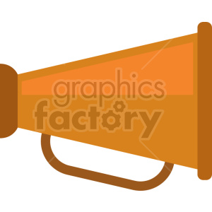 isometric megaphone vector icon clipart 24 clipart. Commercial use image # 414509