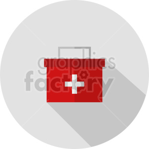 medical kit vector icon clipart 6 clipart. Commercial use image # 414623