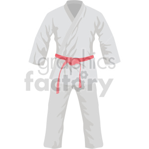karate jiu vector graphic clipart. Commercial use image # 414830