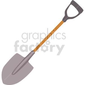 garden shovel vector clipart clipart. Commercial use image # 414846