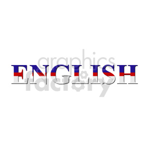 UK flag vector design 04 clipart. Commercial use image # 415428