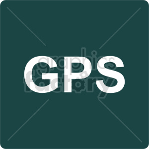 gps vector clipart clipart. Commercial use image # 415491
