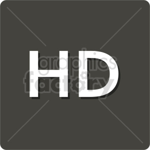 hd icon vector clipart clipart. Commercial use image # 415497