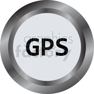 gps icon clipart. Commercial use image # 415541