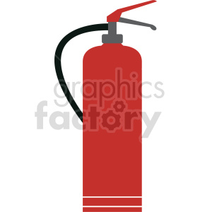 fire extinguisher vector icon clipart. Commercial use image # 415622