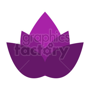 clipart - flower vector clipart 5.
