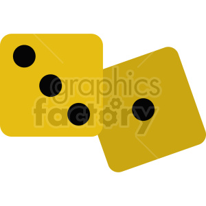 dice clipart clipart. Commercial use image # 415845