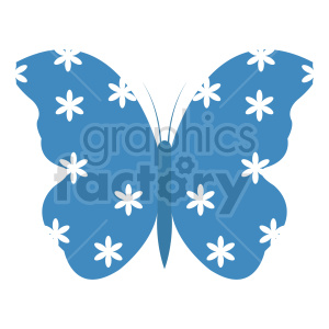 butterfly vector clipart 06 clipart. Commercial use image # 415949