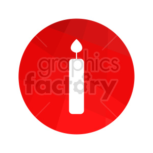 candle vector clipart clipart. Commercial use image # 416272