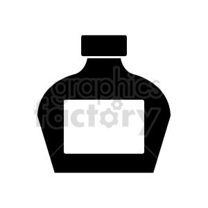 bottle vector clipart