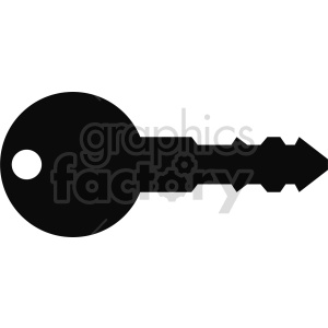 key vector icon design clipart. Commercial use image # 416442