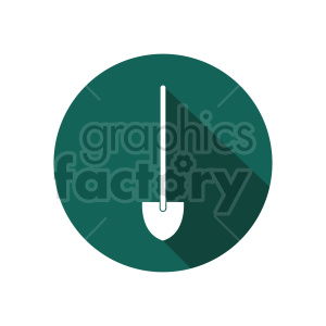 shovel vector clipart clipart. Commercial use image # 416467