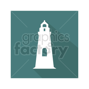 clipart - lighthouse vector graphic.