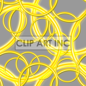 091805-gold-rings clipart. Commercial use image # 128130
