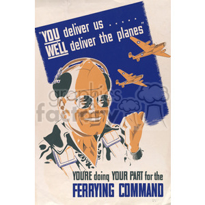 Ferrying Command  clipart. Royalty-free image # 152916