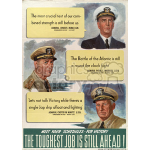 war posters world II   MPW00035 Clip Art Old War Posters