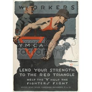 war posters world II   MSP00858 Clip Art Old War Posters