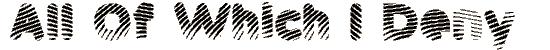 pants_patrol font. Royalty-free font # 174650