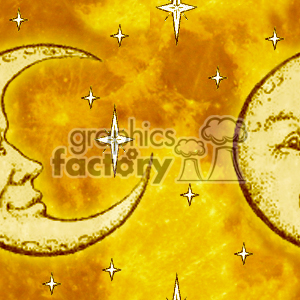 background backgrounds tile tiled seamless stationary moon moons space astrology brown nature jpg yellow sky night space