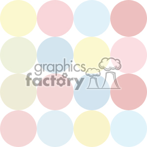 seamless dot background clipart. Commercial use image # 371330