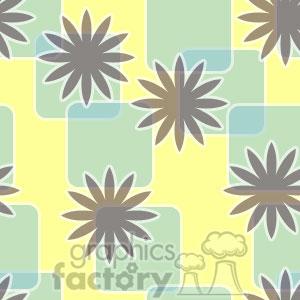 120506-swanky-flowers background. Royalty-free background # 372631