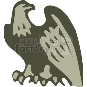 2382-Royalty-Free-American-Eagle-Ornament