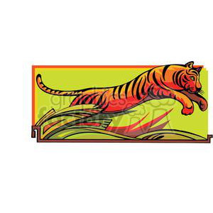 zodiac horoscope Chinese  animal animals cartoon tiger tigers