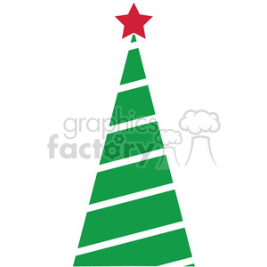 Christmas trees clipart. Commercial use image # 383711