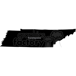 USA United+States black+white vector outline America TN Tennessee