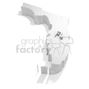 Florida clipart. Commercial use image # 383801