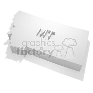 Montana clipart. Royalty-free image # 383806