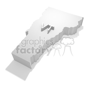 Vermont-VT clipart. Commercial use image # 383841
