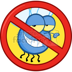 no flies clipart. Royalty-free image # 384243