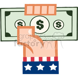 tax-crunch clipart. Royalty-free image # 384321