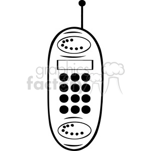 Royalty-Free-RF-Copyright-Safe-Cell-Phone clipart. Royalty-free image # 384421