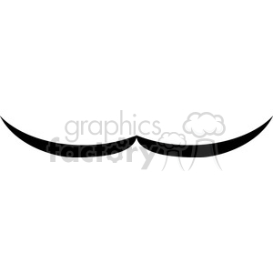 tiny mustache clipart. Royalty-free image # 384650