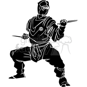 ninja clipart 020 clipart. Commercial use image # 384690