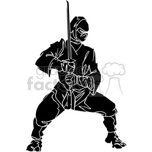 ninja clipart 049 clipart. Commercial use image # 384720