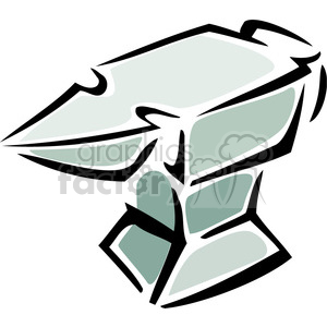 anvil clipart. Royalty-free image # 384918