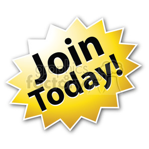 join today star burst icon