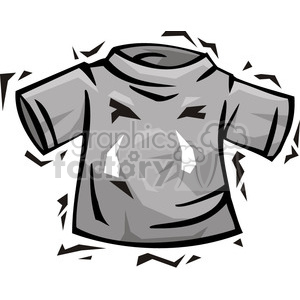 Republican elephant t-shirt clipart. Commercial use image # 385653