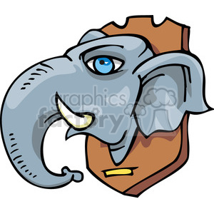 Democrat trophy clipart. Royalty-free image # 385749