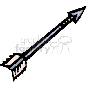 arrow clipart. Royalty-free image # 173684