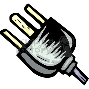 weapons weapon plug plugs  Clip Art Weapons electricity